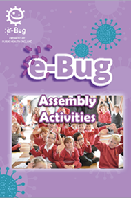 e-Bug Beat the Bugs Cover