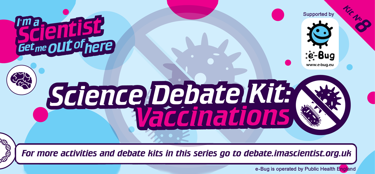 Vaccination debate kit